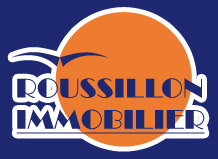 Logo Roussillon Immobilier